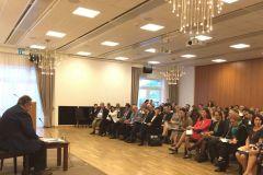 Албания, г. Тирана. 12-я Ежегодная Международная научная встреча членов Европейского Сообщества по мониторингу региональных рынков труда (ENRLMM)